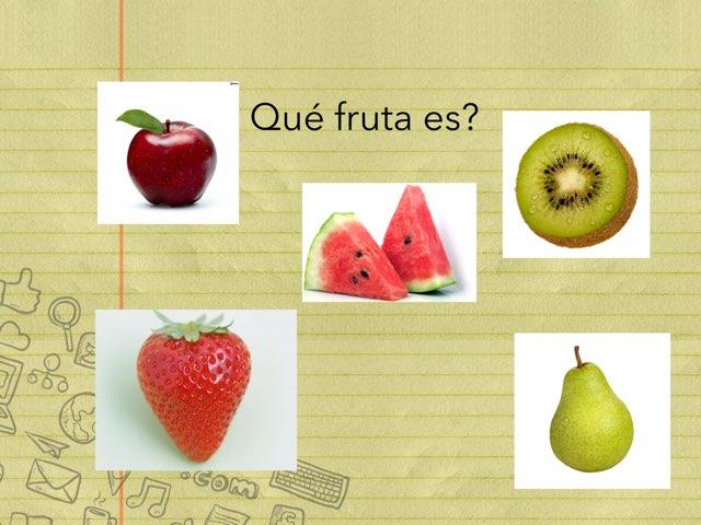 Las Frutas by Isa Maya Trenado