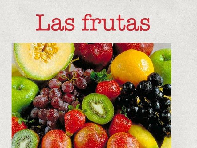 Las Frutas by Alicia Romero