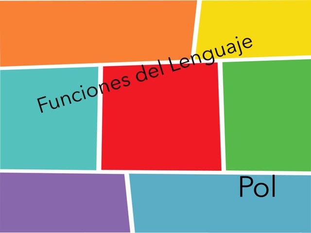 Las Funciones Del Lenguaje by Pol Cabrera Comes