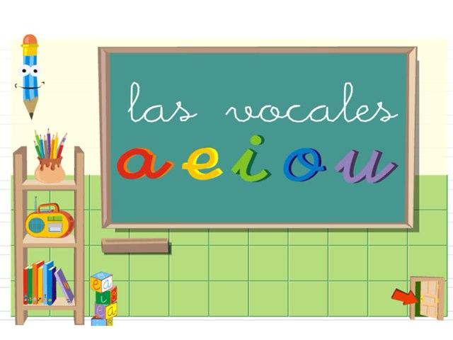 Las Vocales by Aidee Cuellar