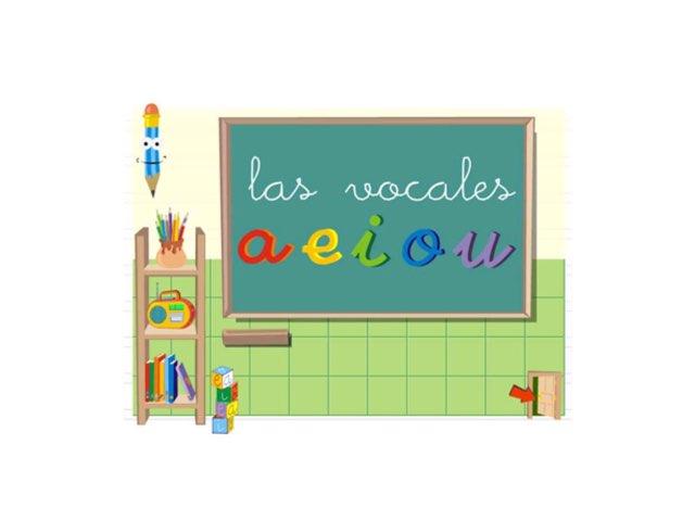 Las Vocales by Quino Asensio