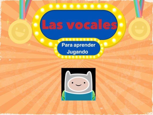 Las Vocales by Magdalena Carreño