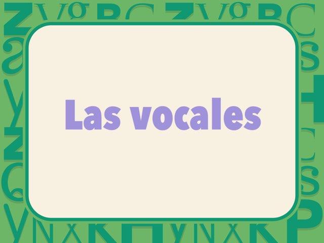 Las Vocales by lindapirula aguchi