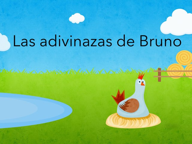 Las adivinanzas de Bruno by Diego Campos
