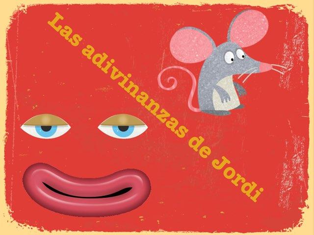 Las adivinanzas de Jordi by Diego Campos