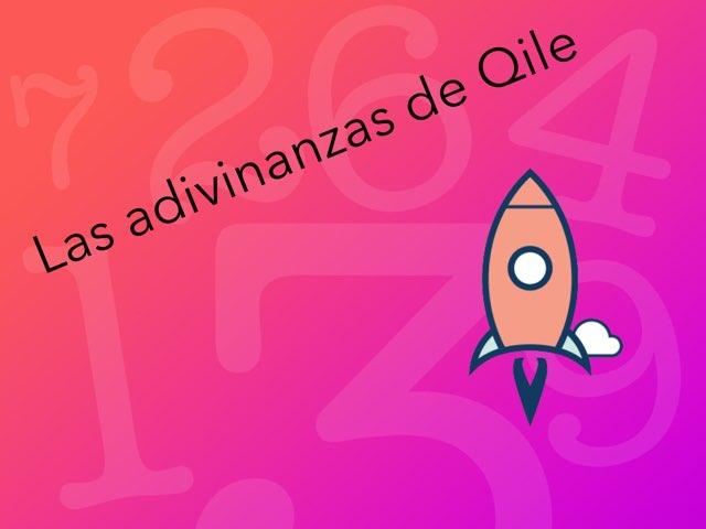 Las adivinanzas de Qile by Diego Campos