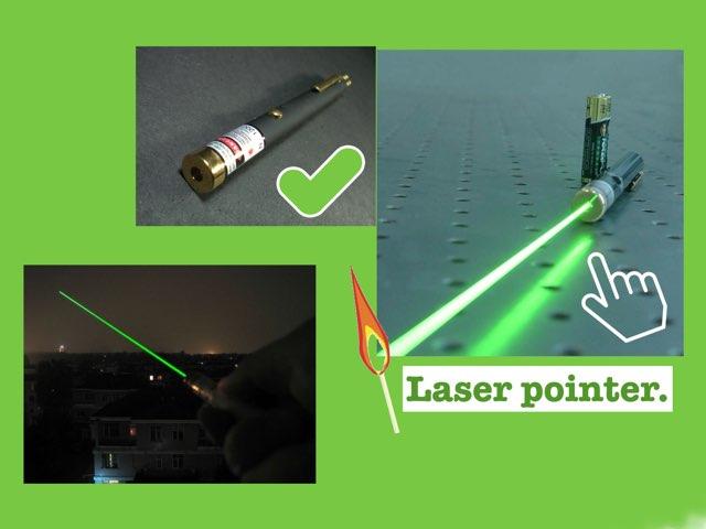 Laser by David Garcia Diaz