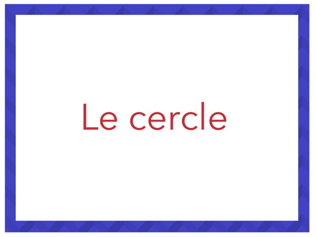 Le Cercle by Alice Juillard
