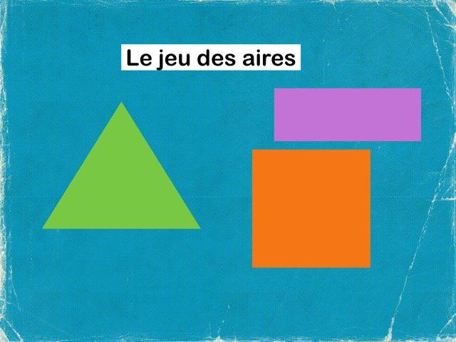 Le Jeu Des Aires by Marika Perrault