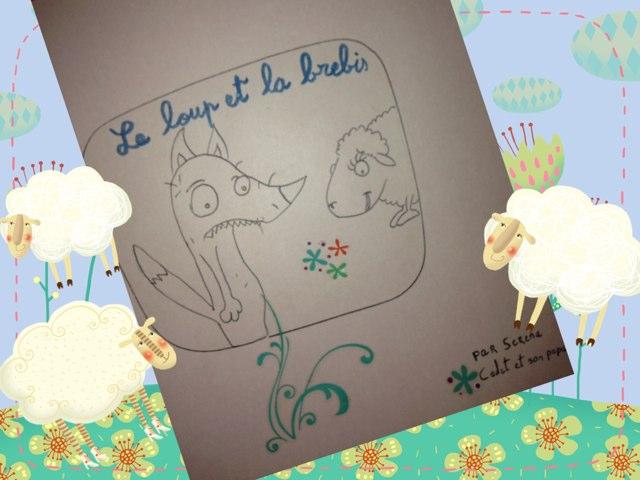 Le Loup Et Les Moutons by Pamela Carrillo Millan