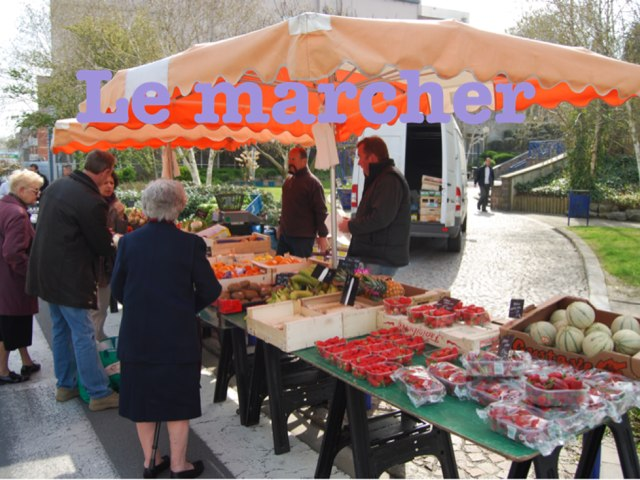 Le Marcher by Evi Evi