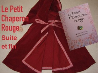 Le Petit Chaperon Rouge by Alice Turpin