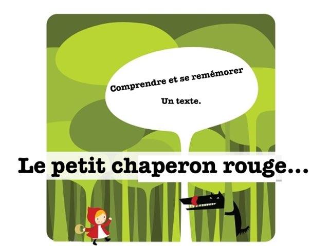 Le Petit Chaperon Rouge by Seve Haudebourg