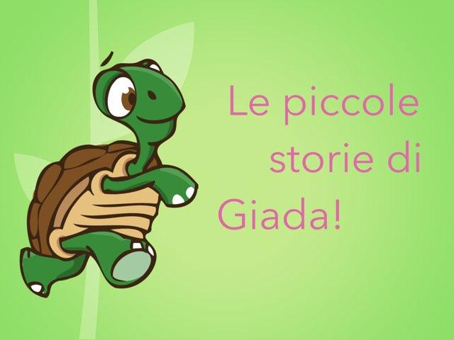 Le Piccole Storie Di Giada by Anna Guglione