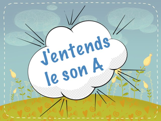 Le Son A by Alice Turpin
