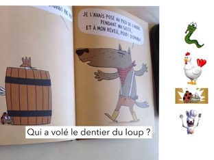 Le Voleur Du Dentier Escoffier by Les Marronniers