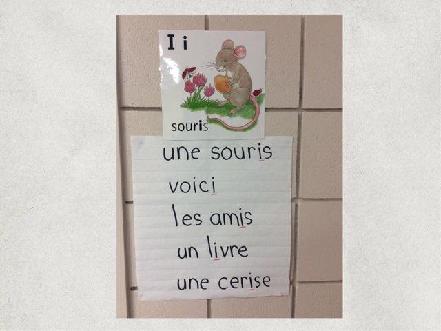 Le son [i] by Jennifer Haywood