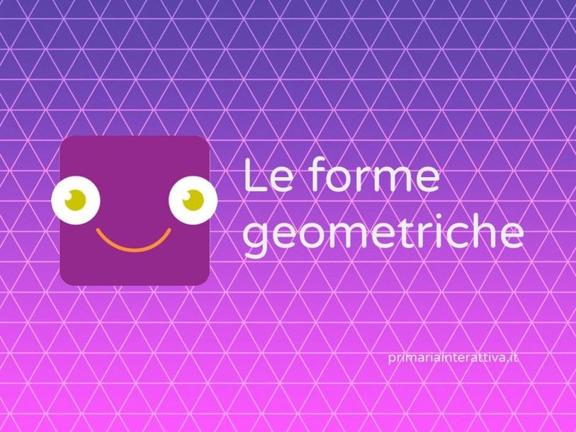 Le forme geometriche by Primaria Interattiva