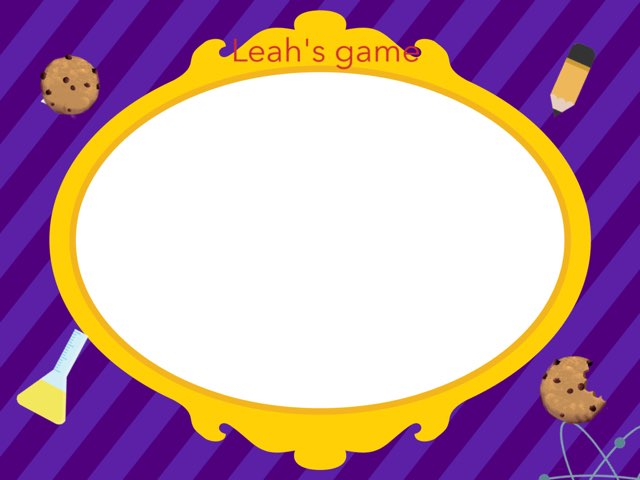 Leah's Game by Ashlee Kellett