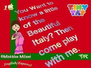 Learn Beautiful Italy... by Mickblue Milani