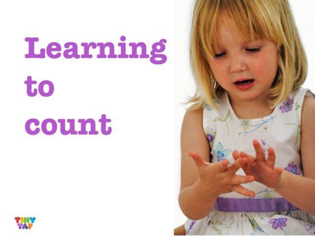 Learn To Count by uri lazar