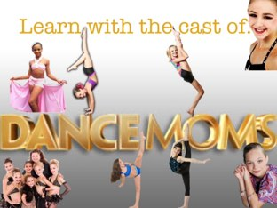 Learn With Dancers! by Emily Myers