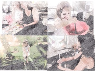 Learn house chores by Daniela Lyra
