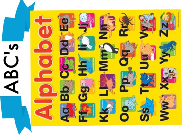 Learning My Letters And Sounds by Rhonda blosser