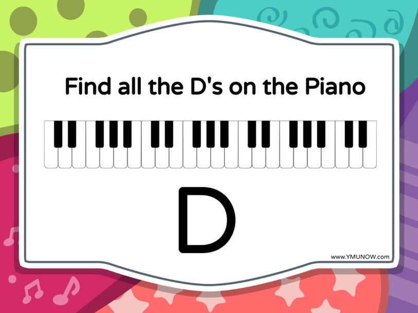 Learning D and C on the Piano by Tembi Gray