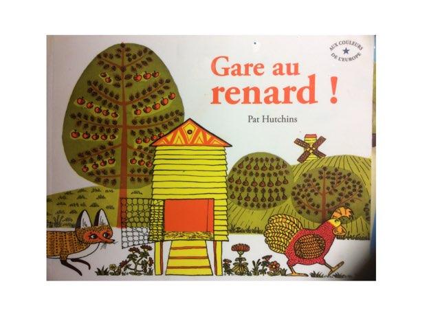 Lecture Gare Au Renard by Ludivine Werner