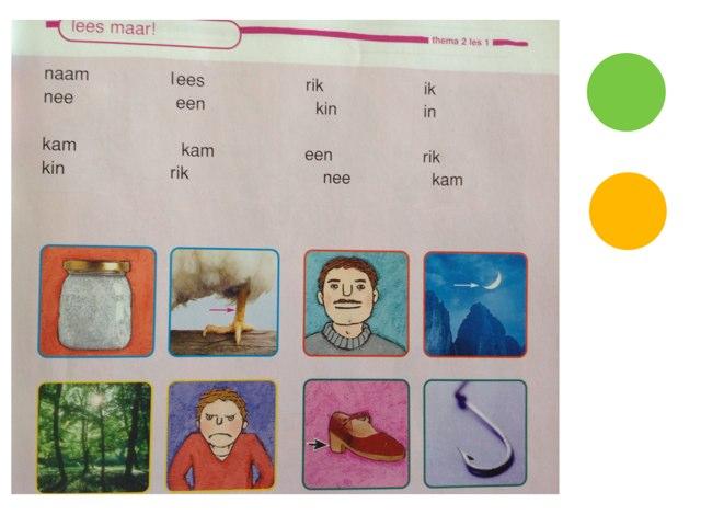 Leessleutel Thema 2 by Joyce van_der_Hoorn