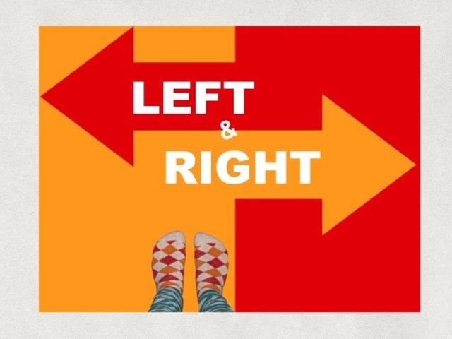 Left & Right by Emily Lloyd
