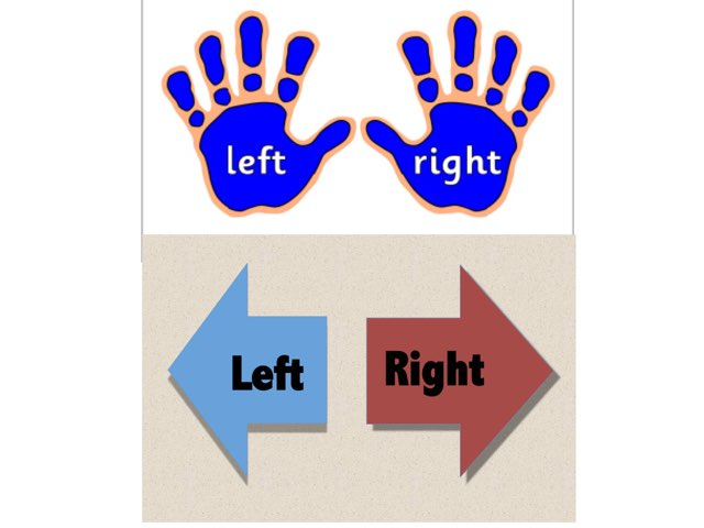 Left Or Right by Madonna Nilsen