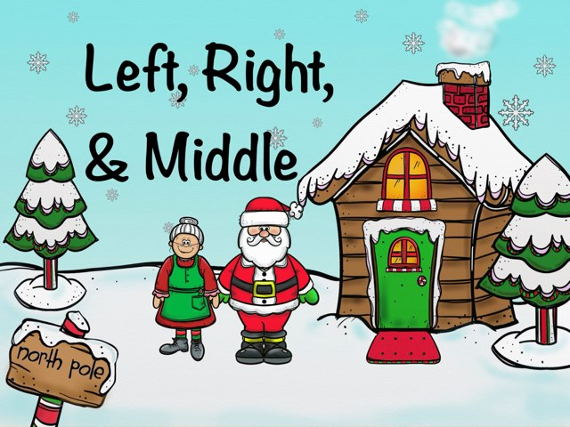 Left, Right & Middle  by Karen Souter