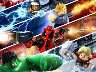 Lego Marvel  by mcpake family