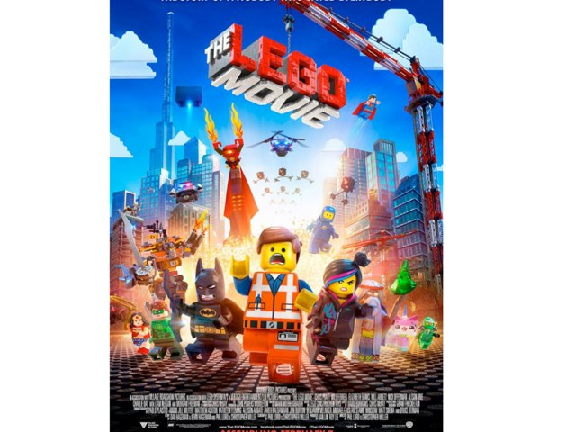 Lego Movie by Jaden Molu