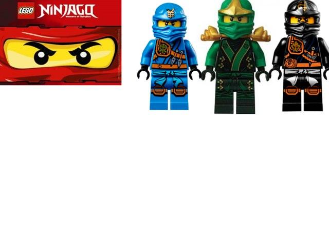 Lego Ninjago Puzzle  by mcpake family