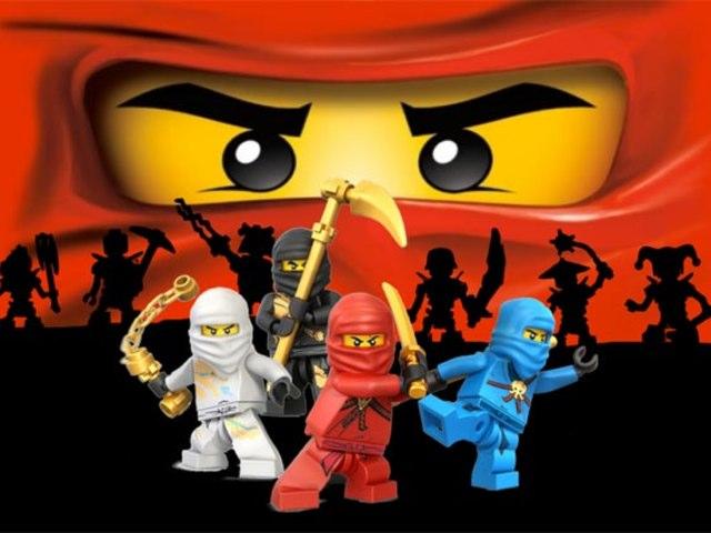 Lego Ninjago by mcpake family