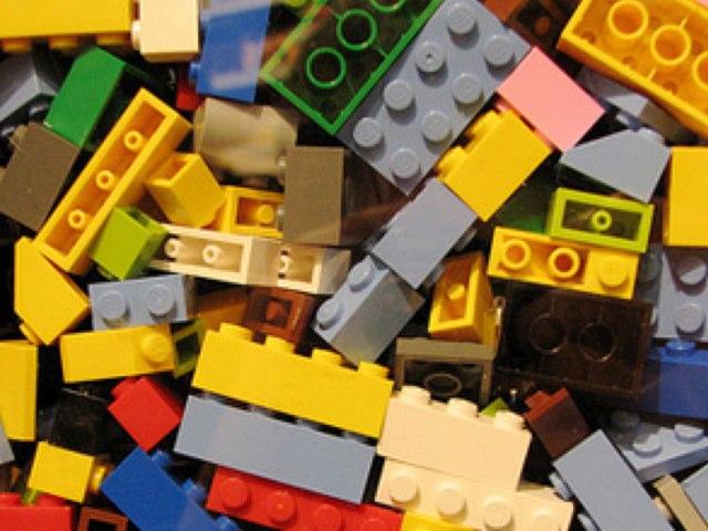 Lego Puzzel by Teun Wagt