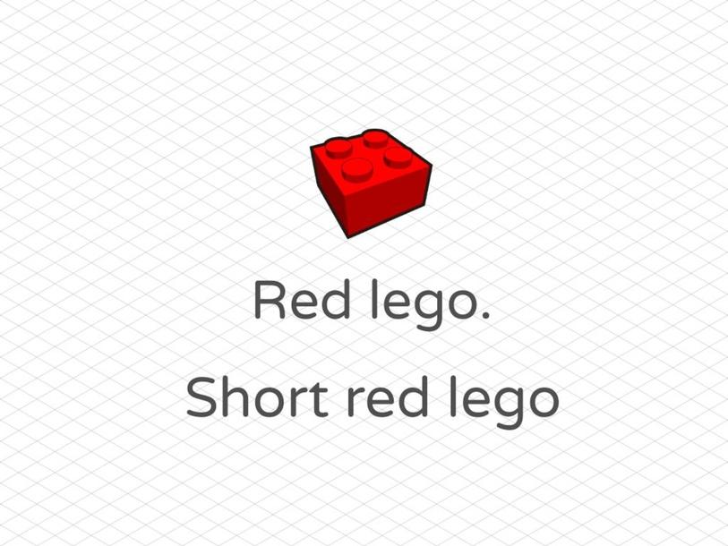 Lego Oh Lego by SLP NURAFINIHAMZAH