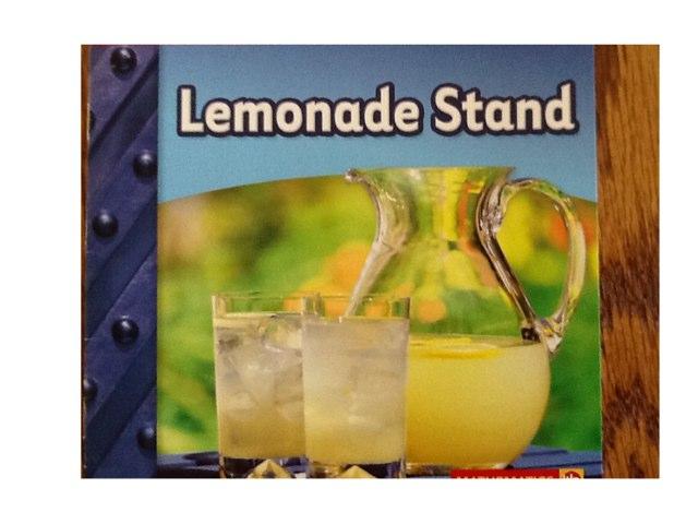 Lemonade Stand Game by Linda Weaver