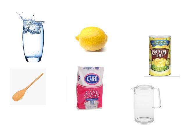 Lemonade by Megan Corbet