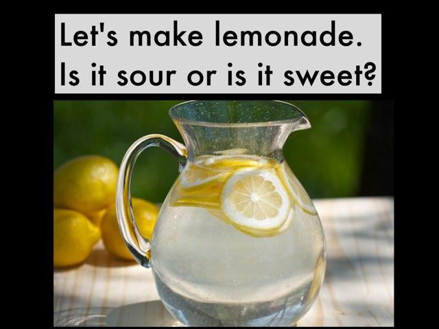 Lemonade by Ann Leverette