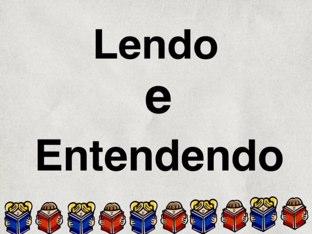 Lendo e Entendendo by Tati Barrozo