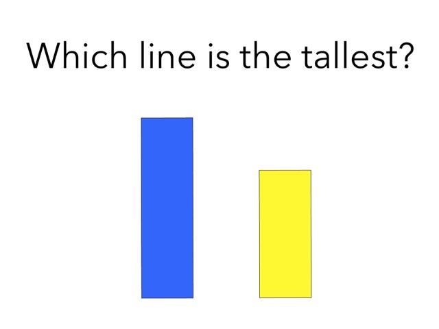 Length - Tallest, Smallest, Longest, Shortest by Chelsea James