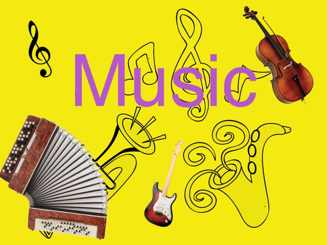 Lerning Music by Eva Howlings