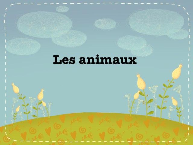 Les Animaux De La Ferme by Carine Philippe