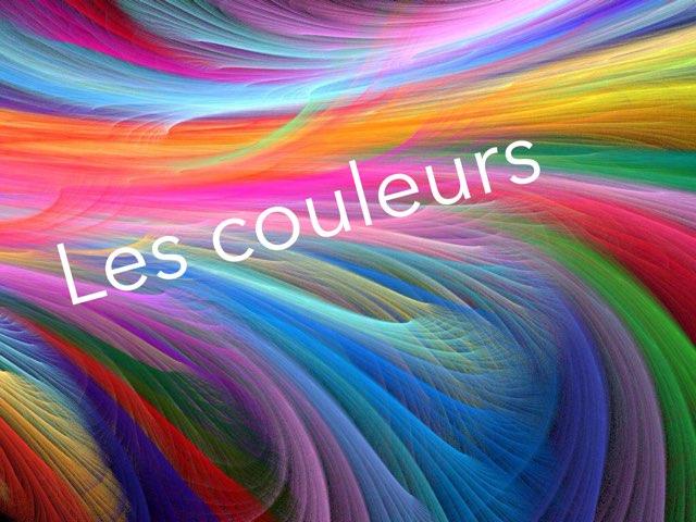 Les Couleurs by Olivia Ranaivoharison