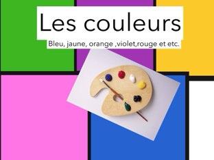 Les Couleurs by Jeanne S.