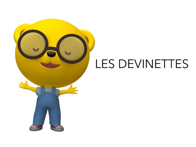 Les Devinettes by Gobert delia
